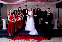 Brianna and DJ Wedding Web images